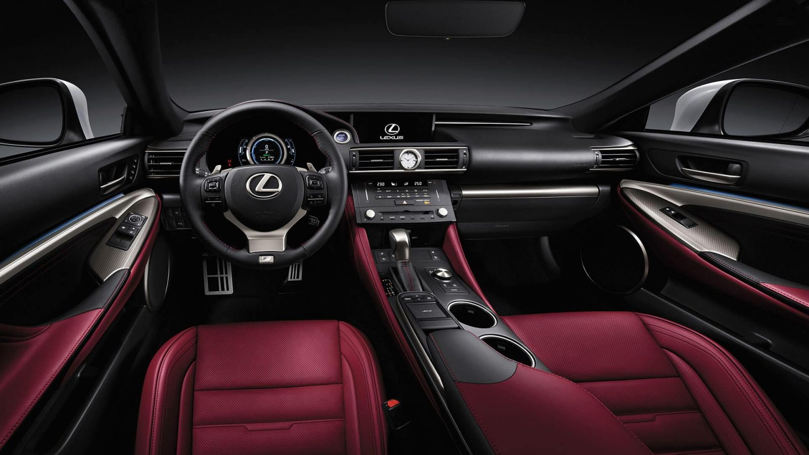 2017 Lexus Rc Gallery 002 Interior 1920X1080 Tcm 3169 1028775